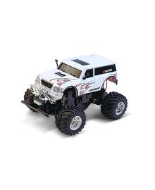 Машинка на радиоуправлении Джип 1:58 Great Wall Toys 2207 (белый) DIS-GWT2207-1