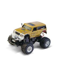 Машинка на радиоуправлении Джип 1:58 Great Wall Toys 2207 (коричневый) DIS-GWT2207-2