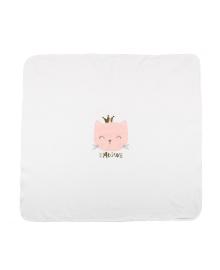Пеленка Фламинго Meow Milk 90x85