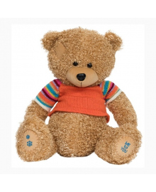 Мягкая игрушка Мишка в свитере STIP, 35 см