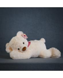 Мягкая игрушка STIP Медвежонок лежебока, 35 см