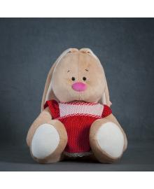 Мягкая игрушка STIP Зайка-Крошка девочка, 43 см