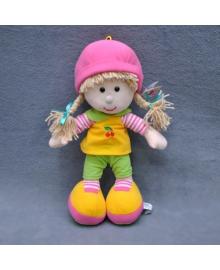 Мягкая кукла STIP Марина, 37 см