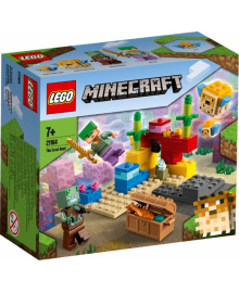 Коралловый риф LEGO 21164, 5702016913569