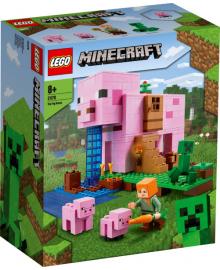 Дом-свинья LEGO 21170, 5702016913880