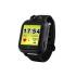 Дитячі розумні годинник з GPS трекером TD-07 (Q20) Black