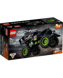 Конструктор LEGO Monster Jam Grave Digger (42118)