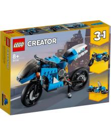 Конструктор LEGO супербайк (31114), 5702016888362