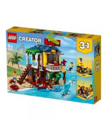 Конструктор Lego Creator Пляжный Домик Серферов (31118)