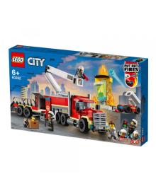 Конструктор Lego City Пожарный Командный Пункт (60282)