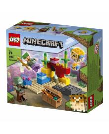 Конструктор Lego Minecraft Коралловый Риф (21164)