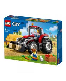 Конструктор Lego City Трактор (60287)