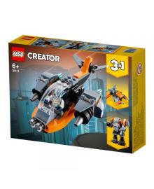 Конструктор Lego Creator Кибердрон (31111)