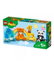 Конструктор Lego Duplo My First Поезд С Животными (10955)