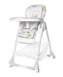 Детский стульчик для кормления Tilly Bistro (Тилли Бистро) T-641/2 Grey (6900121000092) Цвет Серый