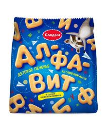 Печенье Слодыч Алфавит 125 г