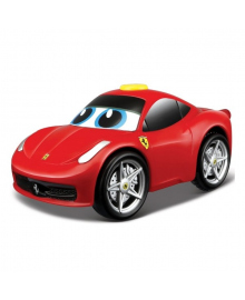 Автомобиль Bb Junior Ferrari 458 Italia 16-81604, 4893998816045