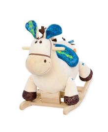 Игрушка качалка для малышей от 1,5 года Пони Банджо Баттатокачалка Battat (BX1512Z), 6900006487734