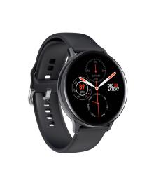 Смарт часы S 20  черные умные часы SmartWatch
