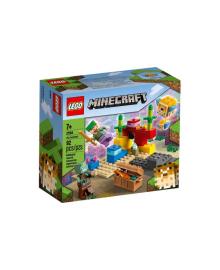 Конструктор LEGO кораловий риф Рожевий (21164), 5702016913569
