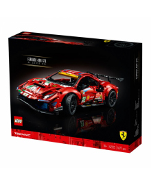 "Конструктор Lego Technic Ferrari 488 Gte ""Af Corse # 51"" (42125)"