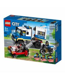 Конструктор Lego City Полицейская Машина Для Перевозки Заключенных (60276)
