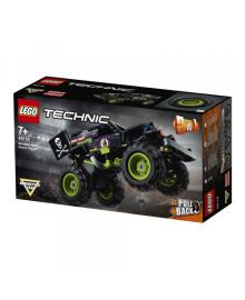 Конструктор Lego Technic Monster Jam® Grave Digger® (42118), 5702016890815