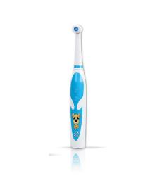 Детская электрическая зубная щётка BabySmile White