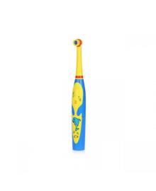 Детская электрическая зубная щётка BabySmile Blue