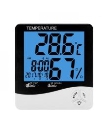 Термометр-гигрометр BabySmile для детской комнаты с подсветкой