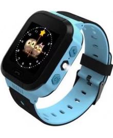 GoGPSme телефон-часы с GPS трекером К12[K12BL] ERC-K12BL