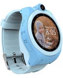 GoGPSme телефон-часы с GPS трекером K19[K19BL] ERC-K19BL