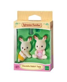Набор Sylvanian Families Близнецы Кролики 5080, 5054131050804