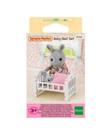Игровой набор Sylvanian Families Детская кровать 5152, 5054131051528