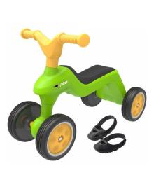 Ролоцикл для катания BIG Rider с защитными насадками