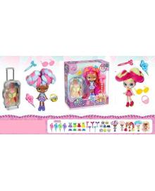 Кукла B 1170 (24/2) косметика, аксессуары, в коробке
