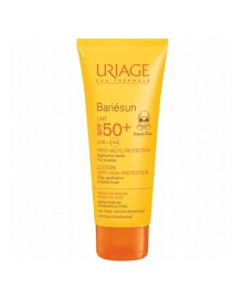 Молочко солнцезащитное Uriage Барьесан SPF50, 100 мл