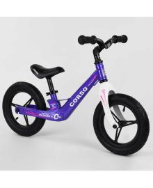 """Велобег Corso 22709 (1) колесо 12"""", магниевая рама, магниевый руль, в коробке"""