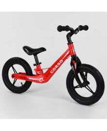 """Велобег Corso 66650 (1) колесо 12"""", магниевая рама, магниевый руль, в коробке"""