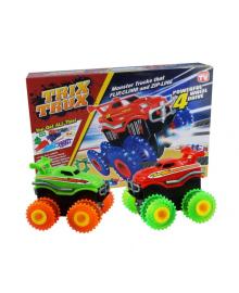 Игрушечный набор Supretto Trix-Trux с машинками (5398)