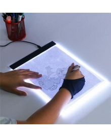 Планшет световой Supretto с LED-подсветкой для рисования и копирования (5465)