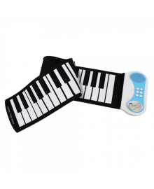 Гибкое пианино для детей BabySmile Music Piano MP49
