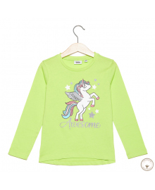 Джемпер BluKids Bio Cotton Awesome Unicorn 5666733, 8055203569375