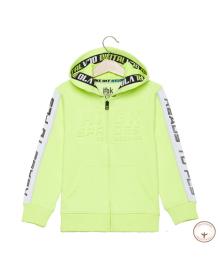 Кофта BluKids Bio Cotton Virtual Green 5636158, 8055203249208