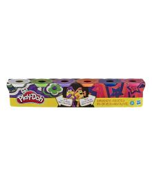 Набор Play-Doh Gems Поделись с другом 6 цветов