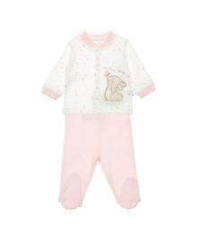 Комплект Bebetto Cute bunny F 1110, 8697558726739