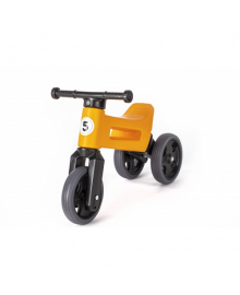 Беговел Funny Wheels Riders Sport оранжевый
