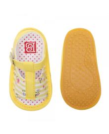 Детские пинетки Lapchu P00961G Желтый 21 (13 см)