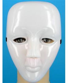 Маска Лицо безликое (белая) 240216-330 Bestoyard