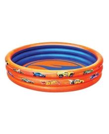 Надувной бассейн Bestway Hot Wheels 93403
